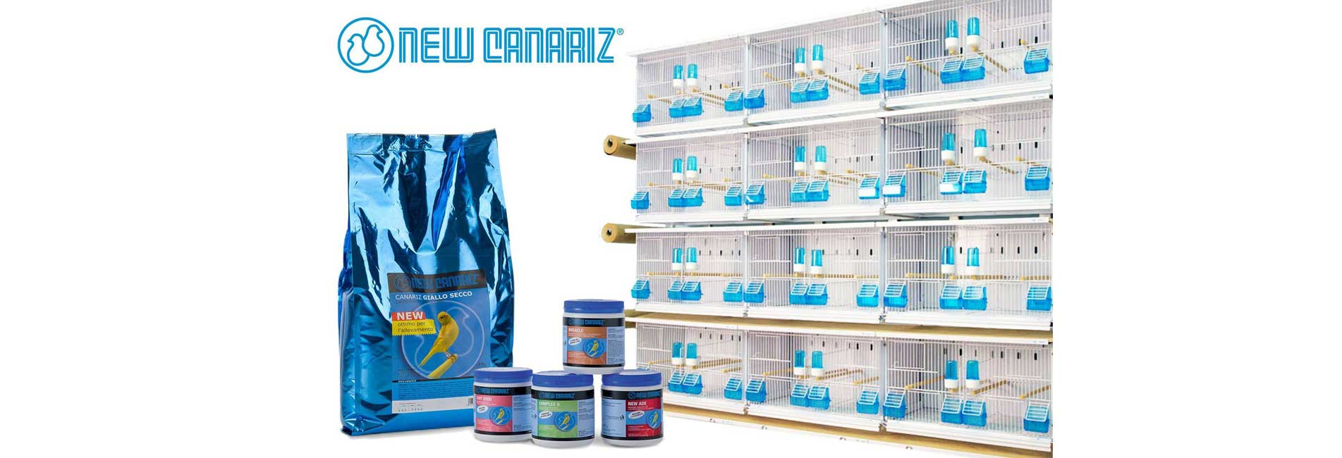 new canariz cages