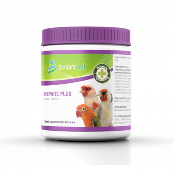 AVIANVET HEPATIC PLUS 125gr