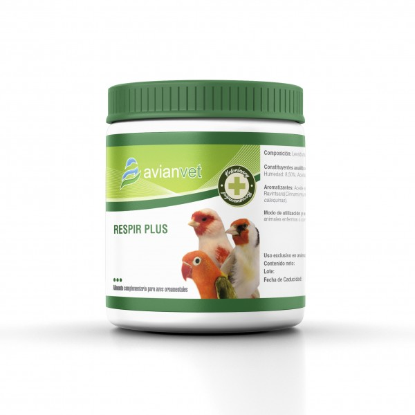 AVIANVET RESPIR PLUS - Θεραπεία αναπνευστικού (Σκόνη) - 125gr