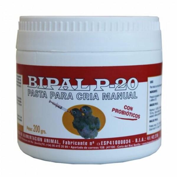 BIPAL P-20 PASTA CRIA MANUAL - Χυλός ταΐσματος νεοσσών - 200gr