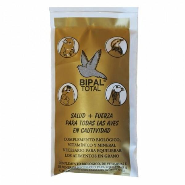 BIPAL TOTAL - Βιταμίνες, Μέταλλα, Αμινοξέα - 100gr