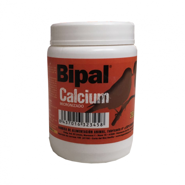 BIPAL Calcium - Ανθρακικό ασβέστιο - 250gr