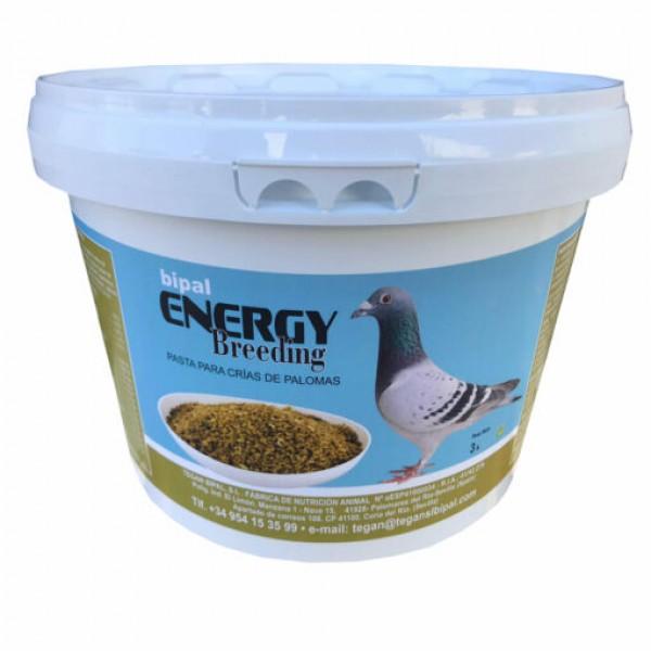 BIPAL Energy Breeding - Αυγοτροφή για περιστέρια - 3kg