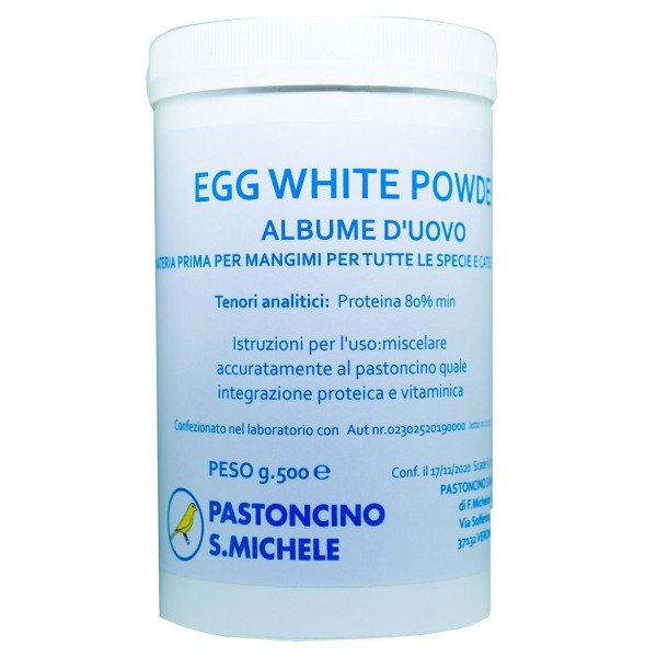 Albume - Ασπράδι αυγού - 500gr