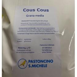 Pastoncino - S. Michele Cous Cous - 5kg