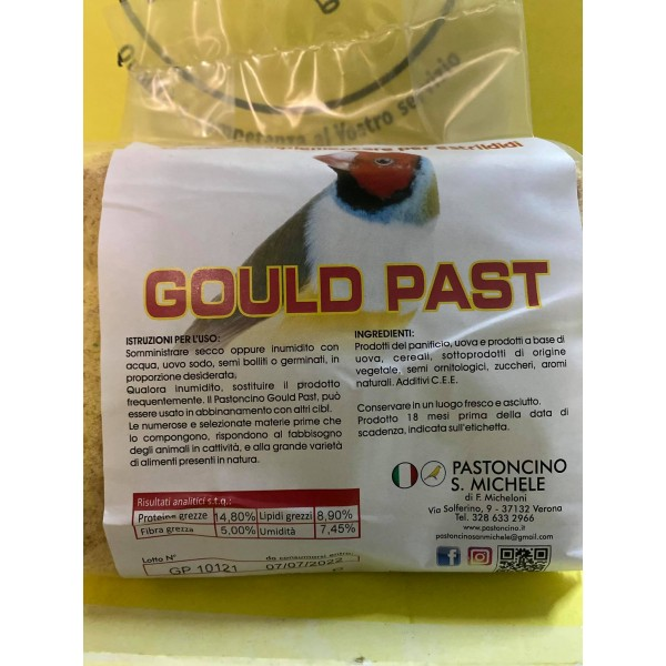 Pastoncino - S. Michele Gould Past - 1kg